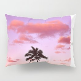 Lone Palm Pillow Sham