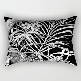 TROPIC GARDEN Rectangular Pillow