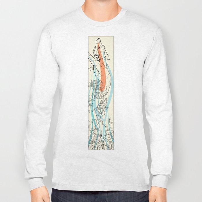Bramble Fox Long Sleeve T-shirt