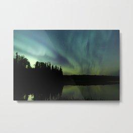 Northern Lights Metal Print
