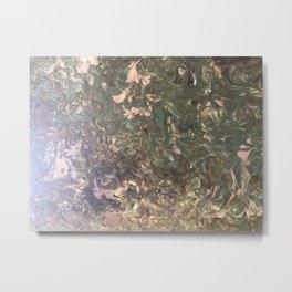 Michela Blower Art Metal Print