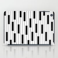 piano iPad Cases featuring Piano by beach please