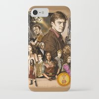 firefly iPhone & iPod Cases featuring Firefly by odysseyart