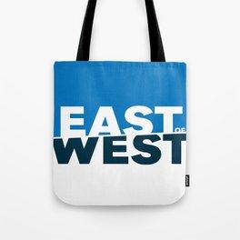 East of West Tote Bag
