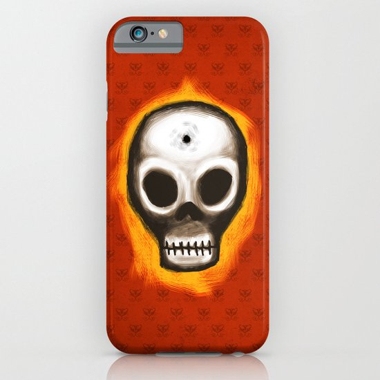 Skull iPhone & iPod Case