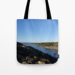 Clear wiew Tote Bag