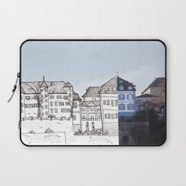 Basel Pastiche  Laptop Sleeve