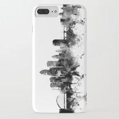 Des Moines Iowa Skyline Slim Case iPhone 7 Plus