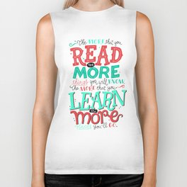 Read More Learn More Biker Tank