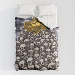 Queen of Head  Comforters