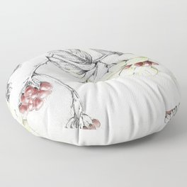 Pequi Flower Floor Pillow