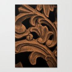 Fleur De Lines Canvas Print