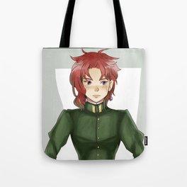 JJBA Kakyoin Illustration  Tote Bag