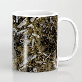 Shattered Wood Coffee Mug