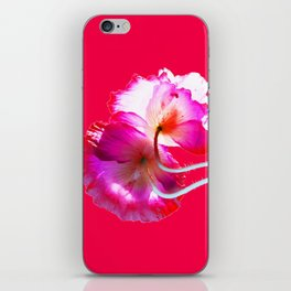 POP Poppy Love iPhone Skin