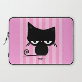 Meh Cat Laptop Sleeve