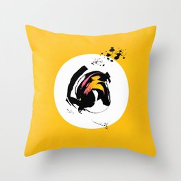 Move Throw Pillow