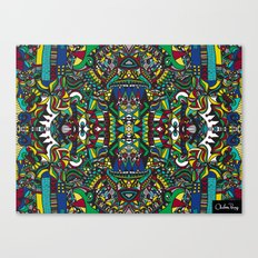 King of the City Canvas Print