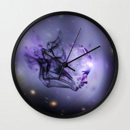 DÉSILLUSION Wall Clock