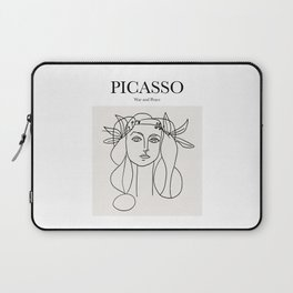 Picasso - War and Peace Laptop Sleeve
