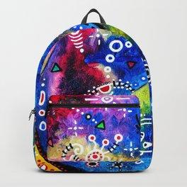 """Strange In Space"" Backpack"