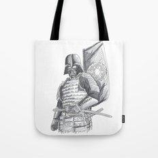 Samurai Vader Tote Bag