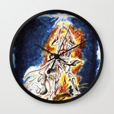 STAR WARS: A New Hope Watercolor Wall Clock