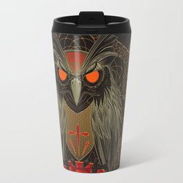 If you seek for diamonds and shiny stuff just look into owls eyes  Travel Mug