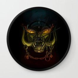 Motörhead - Lemmy Wall Clock