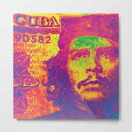 CHE ICON Metal Print