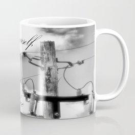 Don't Limit Yourself, Be Free Coffee Mug