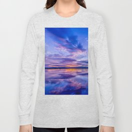 Scottish Sunset Long Sleeve T-shirt