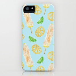 Elotes Pattern iPhone Case