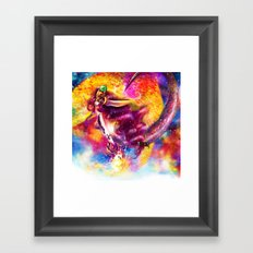 LIRIOPE Framed Art Print