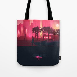 Hotline Miami XL Tote Bag
