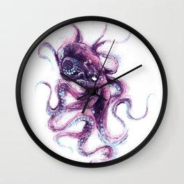 Octo Vibes Wall Clock