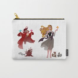 Sleeping Beauty - Once Upon a Dream Carry-All Pouch
