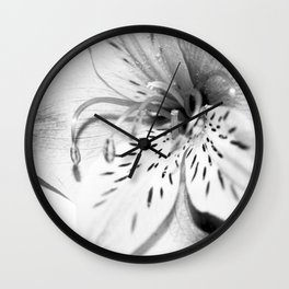 Wide Eyed Wall Clock