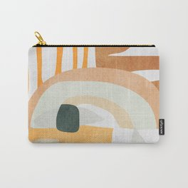 Abstract Art 10 Carry-All Pouch