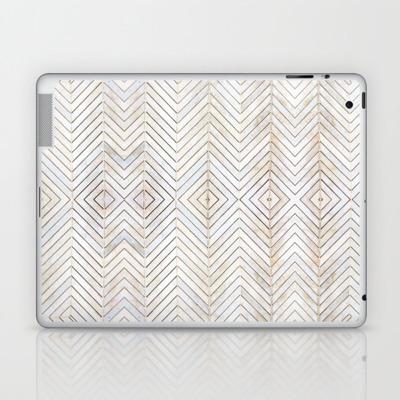 Royalty    #pattern #minimal Laptop & iPad Skin