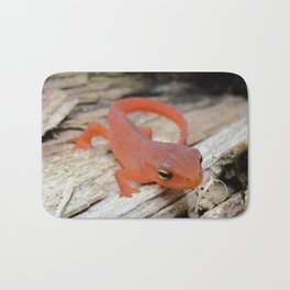 The Charismatic Newt Bath Mat