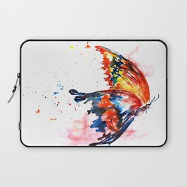 Corolful Butterfly of Life Laptop Sleeve