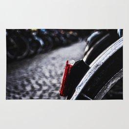 City Bike Rug