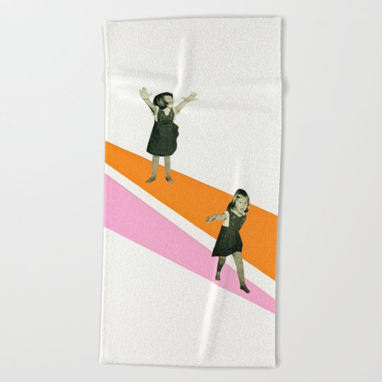 Play Time Beach Towel