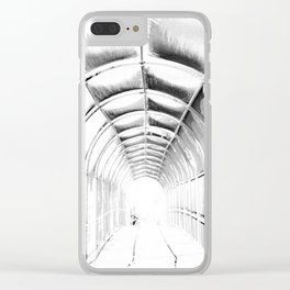 """""""Fencing 2""""....(*More Emoji Tears*) Clear iPhone Case"""