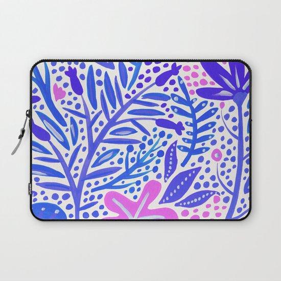 Garden – Indigo Palette Laptop Sleeve