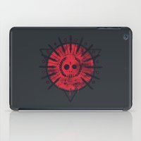 mars iPad Cases featuring Mars by Hector Mansilla