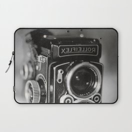 Rolleiflex Camera Tintype Laptop Sleeve