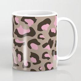 Rose Сheetah pattern Coffee Mug