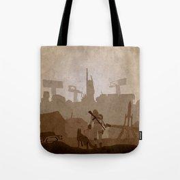 Fallout 4 Tote Bag